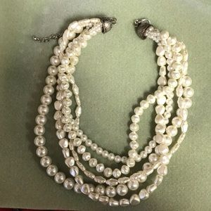 """""""Pearl"""" necklace"""